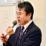 衆議院議員 串田 誠一さん