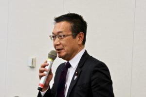 衆議院議員 川内 博史さん