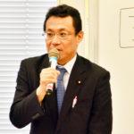 衆議院議員 松田 功さん