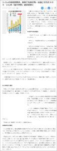 武田さち子:産経新聞掲載、2019年10月27日「トイレの床拭き要求、階段で危険行為…見過ごされたSOS いじめ『重大事態』過去最多に」